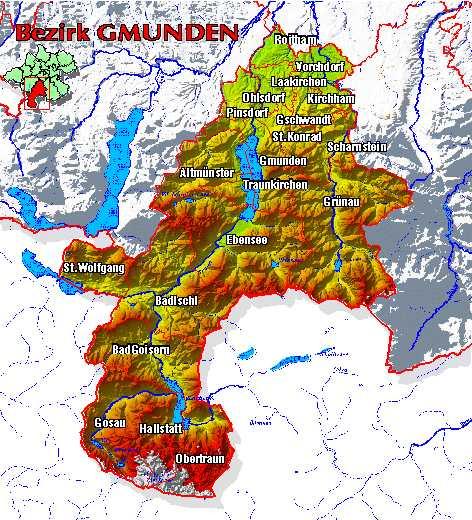 Beste Spielothek in Gmunden an der Traun finden